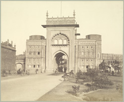 Wright Gate - Fort [Rampur] 23